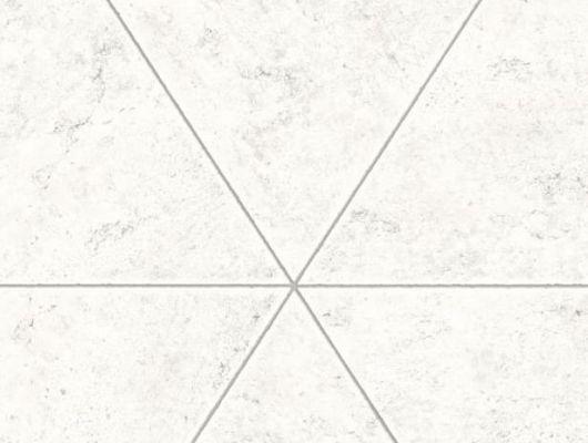 Aura Restored FD24015 (2540-24015) обои флизелиновые белые  под бетон,с геометрическим рисунком. Для коридора.Купить с доставкой в интернет-магазине., Restored, Обои для гостиной, Обои для кухни, Обои для спальни