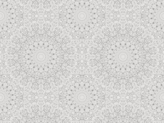 Флизелиновые обои из Швеции коллекция Northern FEELINGS от Collection For Walls под названием Mandala выполнен в серо-коричневом цвете. Обои для спальни, обои для гостиной. Купить обои в интернет-магазине ОДизайн, бесплатная доставка, онлайн оплата, Northern FEELINGS, Архив, Обои для гостиной, Обои для спальни, Флизелиновые обои
