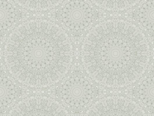 Флизелиновые обои из Швеции коллекция Northern FEELINGS от Collection For Walls под названием Mandala выполнен в зеленом цвете. Обои для спальни, обои для гостиной. Купить обои в интернет-магазине Одизайн, бесплатная доставка, онлайн оплата, Northern FEELINGS, Обои для гостиной, Обои для спальни, Флизелиновые обои