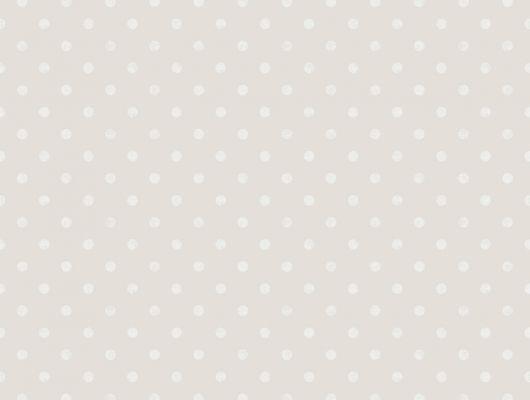 Флизелиновые обои из Швеции коллекция Northern FEELINGS от Collection For Walls под названием Dot. Классический, нежный горошек бледно-белого цвета на бежевом фоне. Большой ассортимент, купить обои в салоне Одизайн, Northern FEELINGS, Архив, Обои для гостиной, Обои для кухни, Обои для спальни, Флизелиновые обои