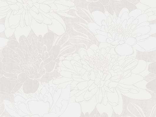 Флизелиновые обои из Швеции коллекция Northern FEELINGS от Collection For Walls под названием Donna. Крупный цветочный рисунок с мерцающим эффектом. Обои для спальни, обои для гостиной. Большой ассортимент, купить обои в салоне Одизайн, Northern FEELINGS, Архив, Обои для гостиной, Обои для кухни, Обои для спальни, Флизелиновые обои