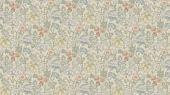Флизелиновые фотопанно из Швеции коллекция Vårt Arkiv от Borastapeter под названием JANE.  На мягком серо-бежевом фоне распускаются цветы в приглушенно-голубых, желтых и красных тонах с пышной зеленой листвой. Рисунок был создан в 70-х годах прошлого века под вдохновением от работ Уильяма Морриса (William Morris). Фотообои для коридора, панно для спальни, фотообои для гостиной. Большой ассортимент, купить обои в салоне Одизайн