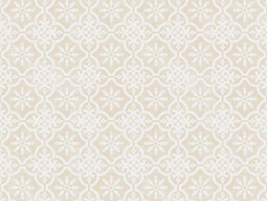 Флизелиновые обои из Швеции коллекция Northern FEELINGS от Collection For Walls. Рисунок Marrakesh Small имитация керамической плитки белого и бежево-желтого оттенка. Обои для кухни, обои для гостиной. Купить обои в интернет-магазине Одизайн, бесплатная доставка, онлайн оплата, Northern FEELINGS, Обои для гостиной, Обои для кухни, Флизелиновые обои