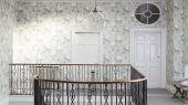 Обои Sanderson коллекция The Glasshouse дизайн King Protea арт. 216645