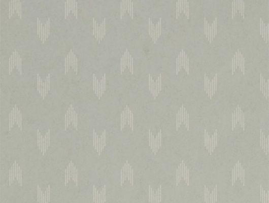 Флизелиновые обои для спальни арт. 216884 -абстракция на светло сером фоне из коллекции Littlemore от Sanderson заказать с доставкой., Littlemore, Обои для гостиной, Обои для спальни