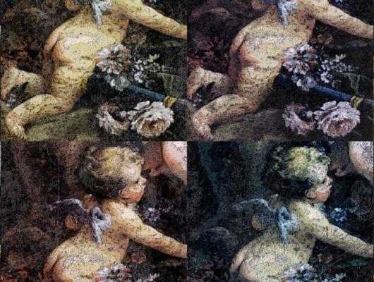 Обои art 2204 Флизелин Eco Wallpaper Швеция, Renaissance, Архив, Обои для гостиной, Обои для квартиры, Фотообои