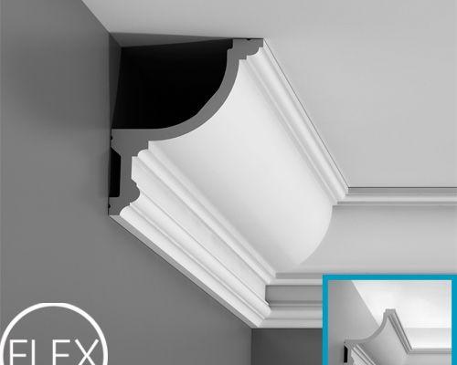 Карниз C901  Orac Decor , Orac decor, Карнизы, Карнизы для скрытого освещения, Лепнина и молдинги, Назначение