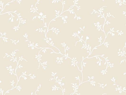 Обои бумажные с клеевой основой Aura  ,коллекция  Little England III,арт.AAB27670.Цветочный узор на бежевом фоне .Растительный орнамент .Дизайнерские обои.Купить обои, для гостиной ,для спальни, интернет-магазин, онлайн оплата, бесплатная доставка, большой ассортимент., Little England III, Обои для гостиной, Обои для спальни