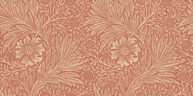 Купить дизайнерские  обои с цветами Marigold арт. 216844 из коллекции Compilation Wallpaper от Morris с рисунком в пастельных тонах с бесплатной доставкой, Compilation Wallpaper, Обои для гостиной, Обои для кухни, Обои для спальни