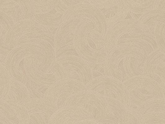 Флизелиновые обои из Швеции коллекция The Apartment от Borastapeter, с рисунком под названием Spirito переливающийся закрученный рисунок бежевого оттенка с использованием золота. Обои для гостиной, для коридора, для спальни. Бесплатная доставка, онлайн оплата, заказать обои, студия Одизайн, The Apartment, Обои для гостиной, Обои для спальни