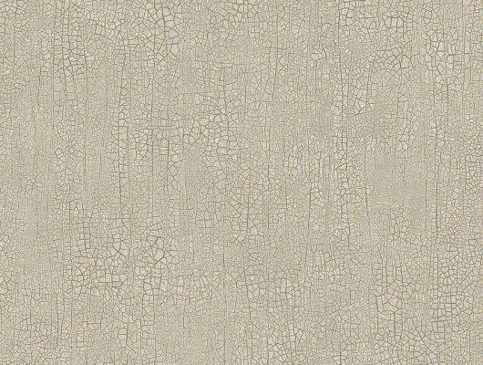 Фоновые обои Raku арт. 3107 из коллекции Eastern Simplicity, Borastapeter бирюзово-зеленого цвета с золотистыми вкраплениями, с рисунком, вдохновленным красотой японской керамики раку купить в интернет-магазине с онлайн-оплатой., Eastern Simplicity, Обои для гостиной, Обои для спальни