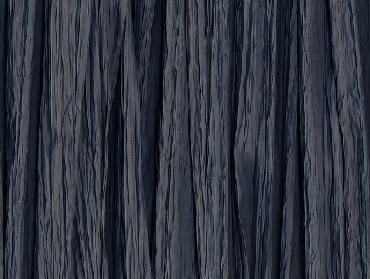 Фотопанно Indigo Silk арт. 3141 из коллекции Eastern Simplicity от Borastapeter с изображением драпировки из шелка темно-синего цвета купить в салоне Одизайн., Eastern Simplicity, Обои для гостиной, Обои для спальни, Фотообои