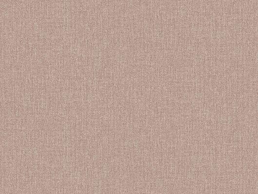 Купить обои Weaver's Wall, арт.3567 пыльно-розового оттенка  из коллекции Cottage Garden с грубоватой фактурой обивочной ткани в салонах ODesign., Cottage Garden, Обои для гостиной, Обои для кабинета, Обои для кухни, Однотонные обои, Флизелиновые обои