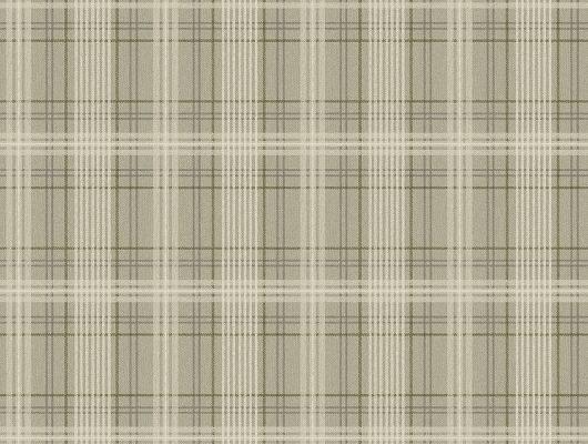 Купить обои Tailor´s Tweed, арт. 3577 с классическим клетчатым рисунком ткани шотландка оттенков оливкового, песочного и серого в Москве с бесплатной доставкой., Cottage Garden, Обои в клетку, Обои для кабинета, Флизелиновые обои, Хиты продаж