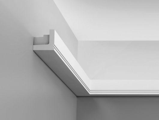 Карниз C361 - Stripe  Orac Decor , Orac decor, Карнизы, Карнизы для скрытого освещения, Лепнина и молдинги, Назначение