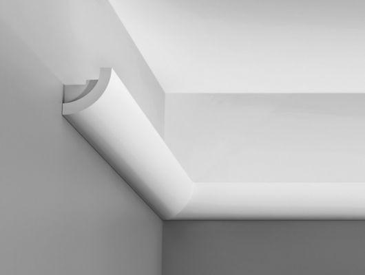Карниз C362 - Curve  Orac Decor , Orac decor, Карнизы, Лепнина и молдинги, Назначение