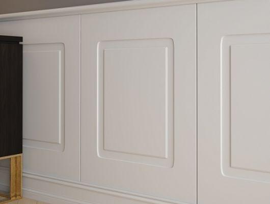 Панель UW 410A Панель д/стен 4 филенки, Ultrawood, Декоративные элементы, Лепнина и молдинги, Назначение, Панели