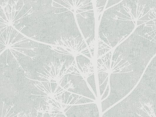Обои с цветочным рисунком борщевика, с моющимся покрытием, Borosan EasyUp 2014, Архив, Моющиеся обои, Обои для гостиной, Распродажа