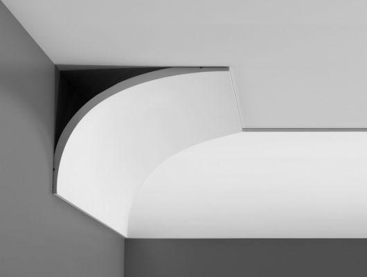 Карниз C990 - Infinity, Orac decor, Карнизы, Лепнина и молдинги, Назначение