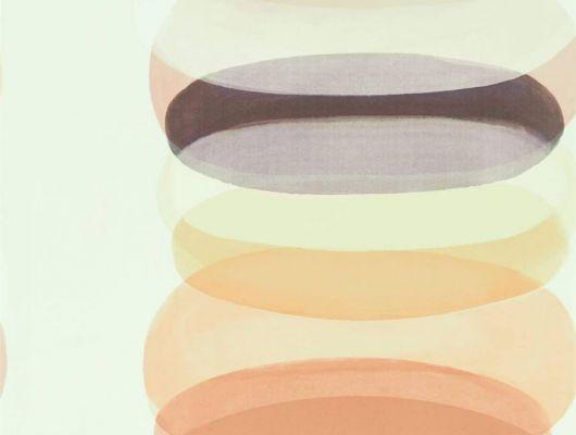 Современный рисунок на дизайнерских обоях Elliptic арт. 112193 коллекция Momentum 6 от Harlequin подойдет в коридор., Momentum 6, Обои для гостиной, Обои для кухни, Обои для спальни