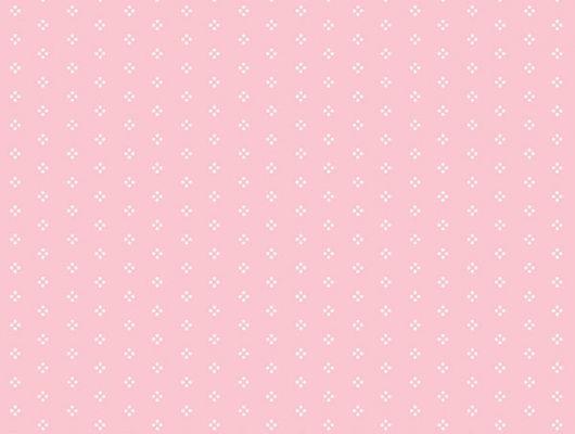 Обои бумажные с клеевой основой Aura  ,коллекция  Little England III,арт.PP27730 Мелкий узор на розовом фоне . Обои в крапинку. Дизайнерские обои.Купить обои, для гостиной ,для спальни,для кухни ,для коридора, для кабинета. интернет-магазин, онлайн оплата, бесплатная доставка, большой ассортимент., Little England III, Обои для спальни