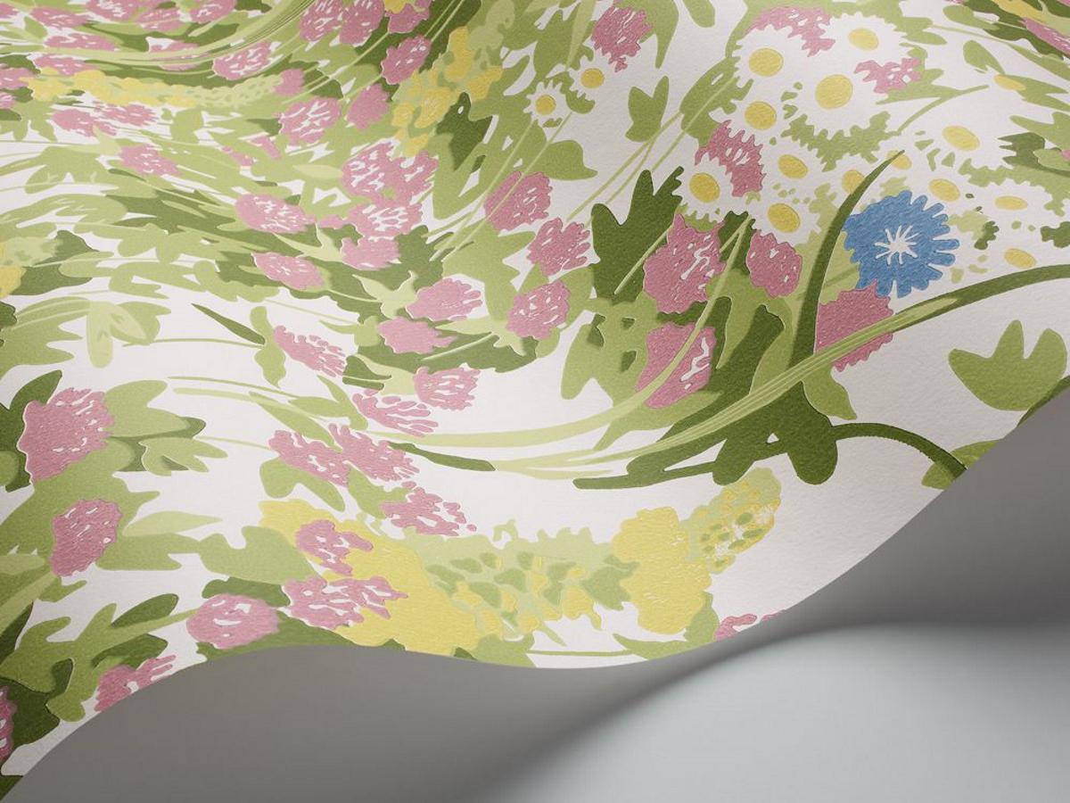 Обои в цветочек для стен квартирв - каталог интернет-магазина ODesign