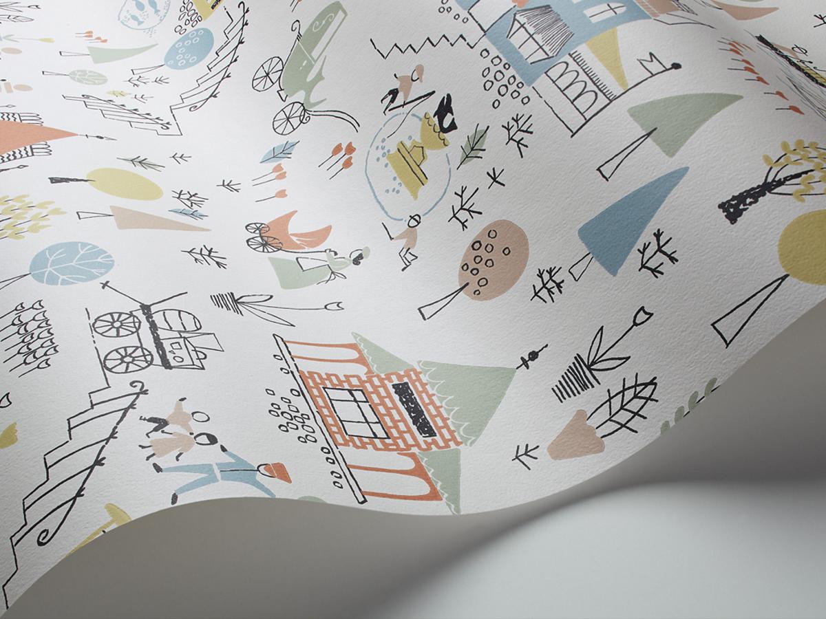 Обои для стен с рисунком - фото. Каталог интернет-магазина ОДизайн 2021