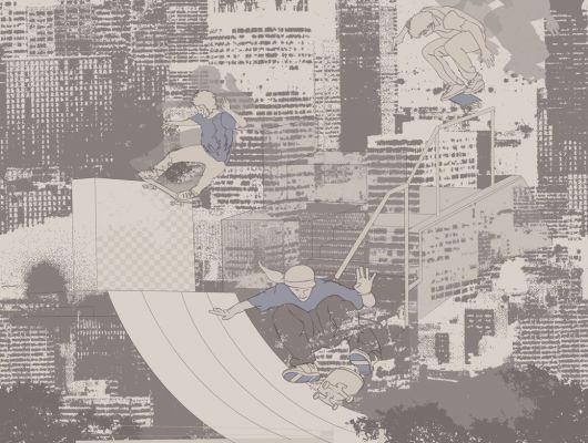 Обои art 4121 Флизелин Eco Wallpaper Швеция, Decorama Easy Up 2013, Архив, Обои для квартиры, Обои для прихожей, Распродажа