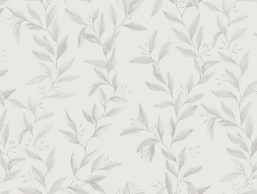 Обои из флизелина с бежевым лиственным узором купить в Москве онлайн, Soft Feeling, Архив, Обои в клетку, Обои для квартиры, Распродажа, Флизелиновые обои