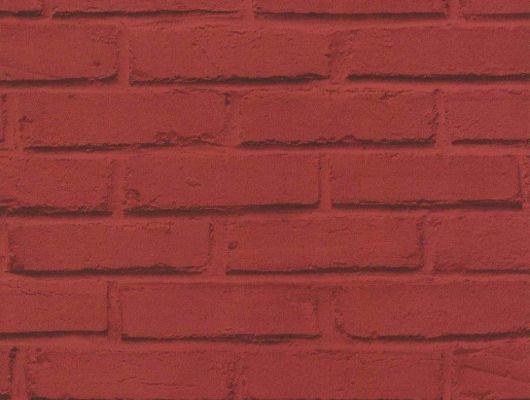Обои Aura Les Aventures, арт. 11107910A - имитация кирпичной стены.Купить обои с доставкой. Обои в квартиру. Большой ассоритмент., Les Aventures, Обои для кухни