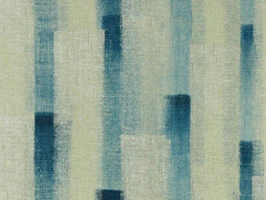 Абстрактные полосы в виде мазков краски для комнаты подростка арт.112202 из коллекции Momentum 6 от Harlequin в шоу-руме в Москве, Momentum 6, Обои для гостиной