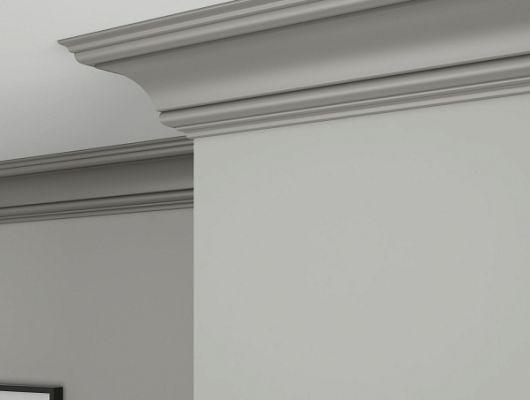 Карниз CR 4080  Ultrawood Чили, Ultrawood, Карнизы, Лепнина и молдинги, Назначение, Профили для штор
