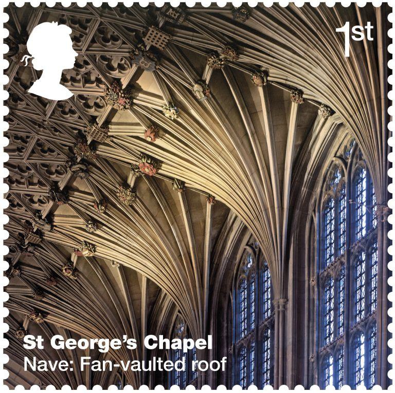 Windsor_Castle_on_Royal_Mail_stamps09