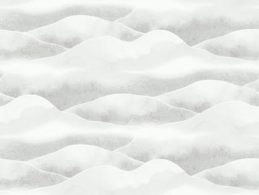 Флизелиновые обои для спальни с рисунком светлых гор купить в Москве, Eco Nature, Архив, Обои для квартиры, Обои для спальни, Распродажа