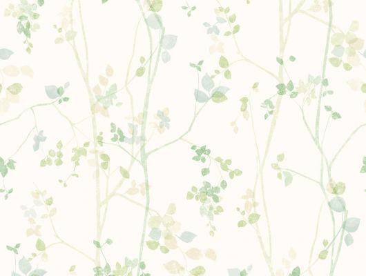 Кабинетные обои с цветочным дизайном для свежих студий и мастерских, Eco Nature, Новинки, Обои для кабинета