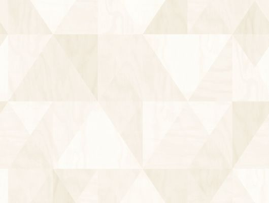 Комнатные обои в светло-бежевых тонах с легким геометрическим рисунком, Eco Nature, Архив, Обои для квартиры, Обои для комнаты, Распродажа