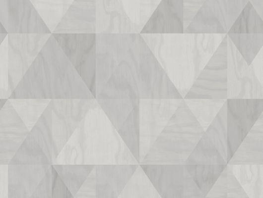 Шведские обои для стен с 3d рисунком, сераые геометрические обои заказать онлайн без регистрации и смс, Eco Nature, Архив, Новинки, Обои для квартиры, Обои для стен, Распродажа