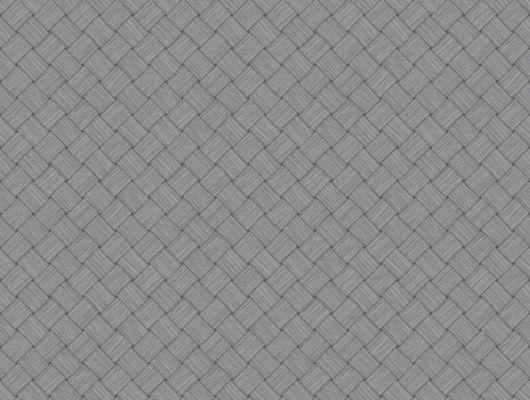 Обои с серым плетеным рисунком от Шведского производителя, Eco Nature, Архив, Новинки, Обои для гостиной, Обои для квартиры, Распродажа