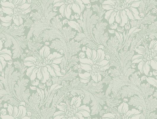 Обои из флизелина с цветочным рисунком купить в Москве, Arkiv Engblad, Новинки, Обои для квартиры, Флизелиновые обои