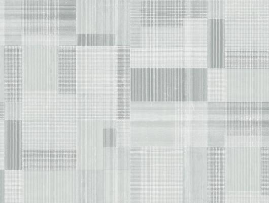 Обои с серым геометрическим рисунком для кабинета купить, Arkiv Engblad, Новинки, Обои для кабинета, Обои для квартиры