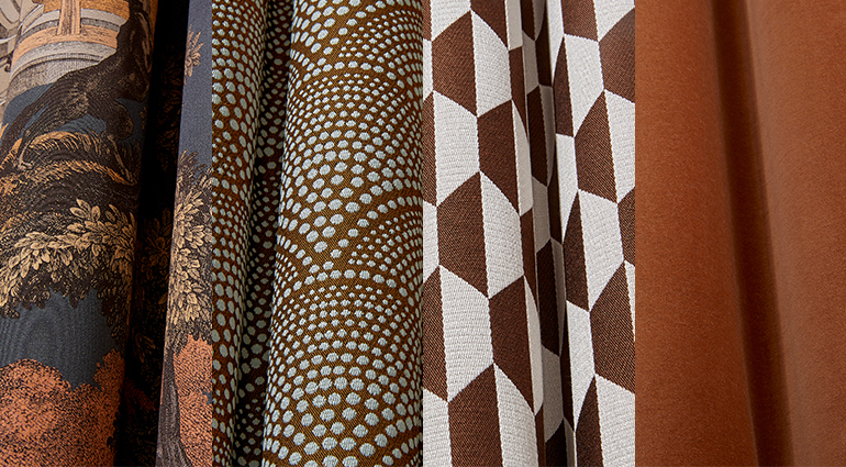 ColeSon_The Contemporary Collection-Fabrics_colourbank-GINGER-odesign-tkani