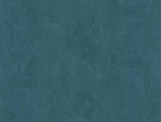 """Обои AURA """"Les Aventures"""", арт. 51137041 - матовые обои сине-зеленого цвета с текстурой имитирующей штукатурку. Отлично подходят в качестве компаньонов и фоновых обоев. Салон обоев, магазин обоев, обои Москва. Посмотреть коллекцию, выбрать обои, заказать доставку., Les Aventures, Обои для гостиной, Обои для кабинета, Обои для кухни, Обои для спальни"""