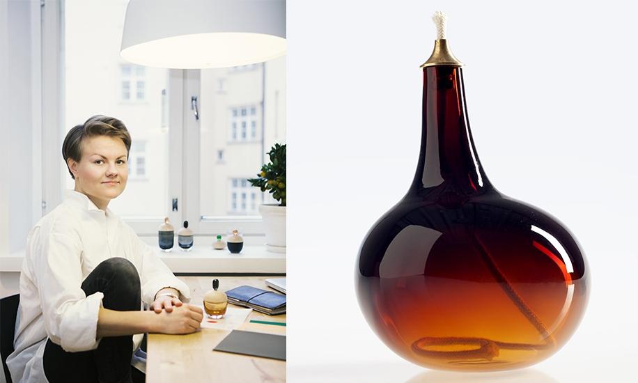 финский дизайнер Катрийна Нуутинен