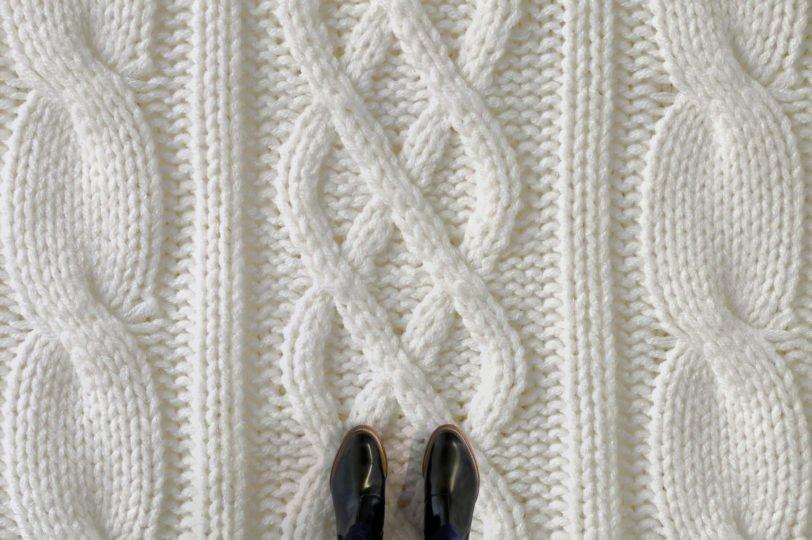 08. Cream Knit