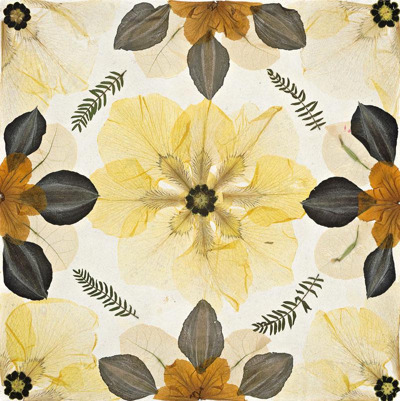 Carpet Herbarium by Gunilla Ulberg and studia Kasthall