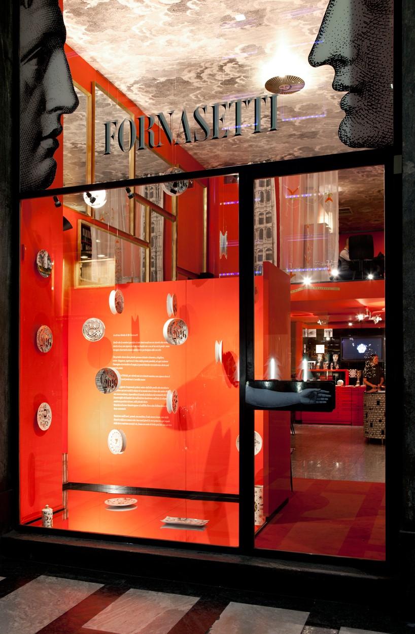 Инсталляция Календариум в Милане, Форназетти