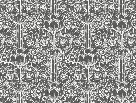 Обои art 6087 Флизелин Eco Wallpaper Швеция, Black and White, Архив, Обои для квартиры, Распродажа