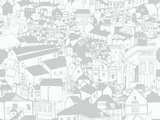 Обои art 6092 Флизелин Eco Wallpaper Швеция, Black and White, Архив, Обои для квартиры, Распродажа