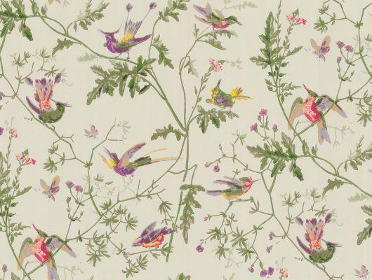 Обои art 62/1002 Бумага Cole & Son Великобритания, Collection of flowers, Английские обои, Архив, Бумажные обои, Обои для спальни, Обои с цветами