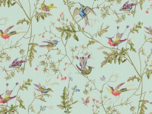 Обои art 62/1004 Бумага Cole & Son Великобритания, Collection of flowers, Английские обои, Архив, Бумажные обои, Обои для спальни, Флизелиновые обои